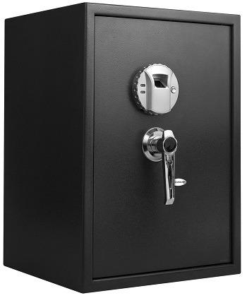 Barska large biometric safe AX11650