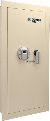 Barska wall safe with left opening AX12880