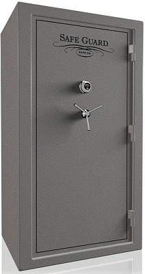 Deluxe Champion Gun Safe