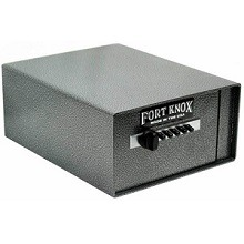 Fort Knox Gun Safe Review - Pistol Box - Vault