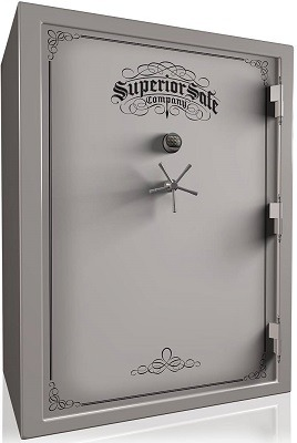 Master Champion gun safe