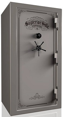 Supreme Champion gun safe