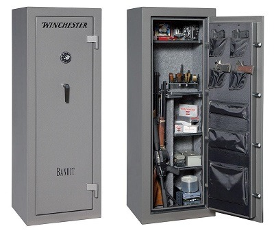 Winchester Bandit 18-Gun Safe