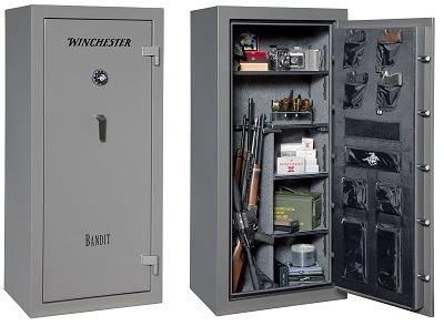 Winchester Bandit 24-Gun Safe