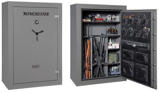 Winchester Bandit 38-Gun Safe