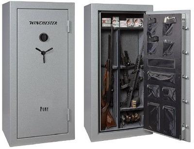 Winchester Pony 24-Gun Safe
