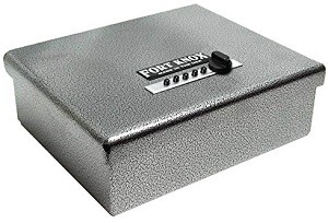 Fort Knox Personal Pistol Box Handgun Safe
