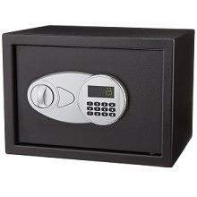 AmazonBasics Security Safe reviews