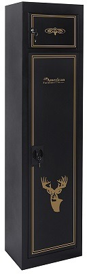 American Furniture Classics 5-Gun Safe - 906
