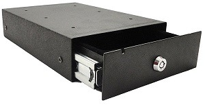 Bulldog one-touch personal safe BD1170