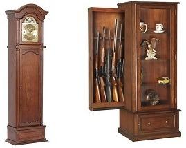 Hidden Gun Safe And Storage Furniture