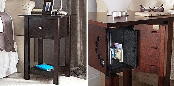 Home Defense Night Stand