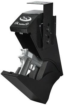 Ivation Under-Desk Gun Safe