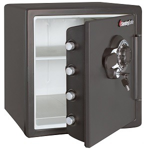 SentrySafe Safe SFW123DSB