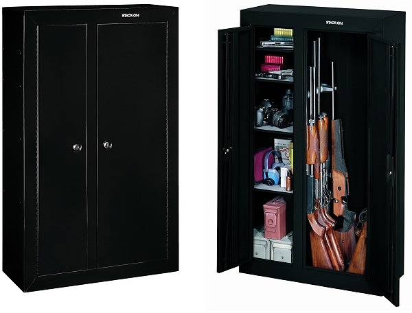 Stack-On 10-Gun Cabinet GCDB-924