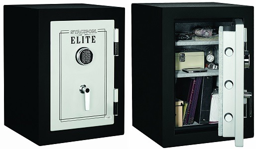 Stack-On Elite Gun Safe E-029-SB-E