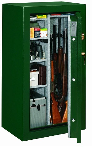 Stack-On FS-24-MG-C 24-Gun Fire Resistant Safe review