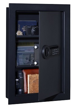 Stack-On In-Wall Gun Safe PWS-15522