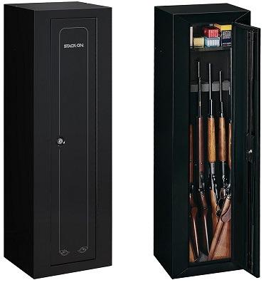 Stack-On Long Gun Cabinet GCB-910