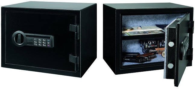 Stack-On Personal Fireproof Gun Safe PFS-1608