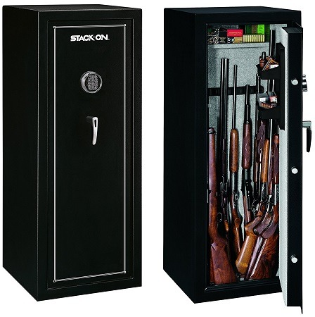 Stack On SS 16 MB E 16 Gun Safe