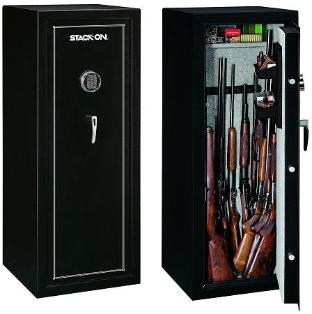 Stack On SS 16 MB E 16 Gun Safe