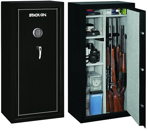 Stack-On SS-22-MB-E 22-Gun Safe