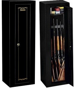 Stack-On Sentinel 10 Gun Cabinet GCWB-10-5-DS