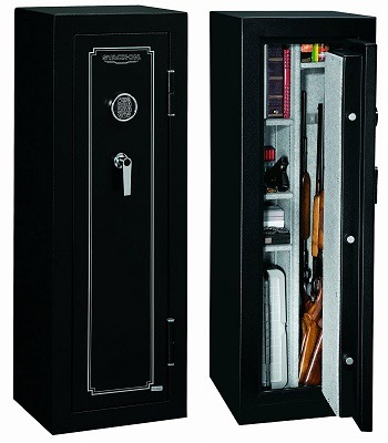 Stack-On Sentinel 14 Gun Safe FS-14-MB-E