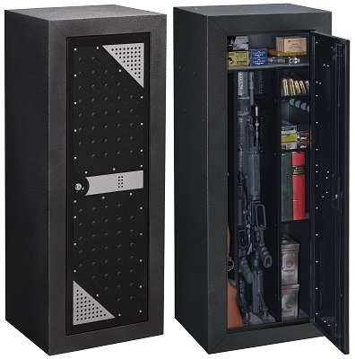 Stack-On Tactical Gun Cabinet TC-16-GB-K-DS
