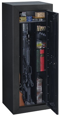 Stack-On Tactical Security Cabinet TC-16-GB-K-DS review