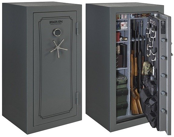 Stack-On Total Defense 36-40 Gun Safe TD-40-SB-E-S TD-40-GP-E-S