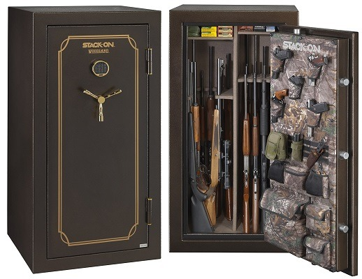 Stack-On Woodland 36-40 Gun Safe W-40-BH-E-S