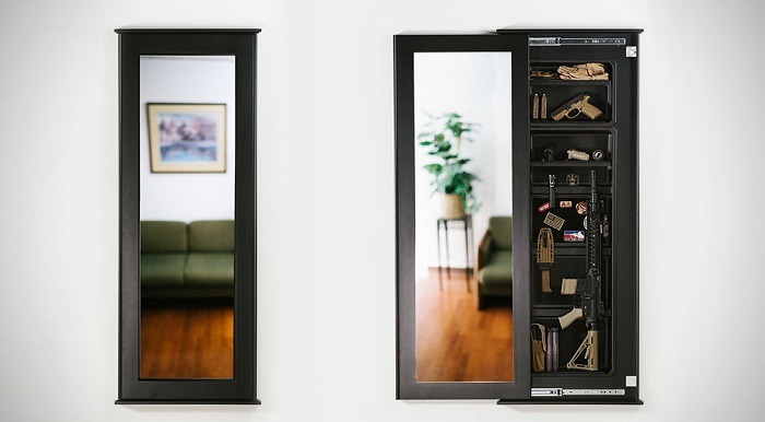 Top 3 (Sliding) Mirror Gun Safes You Will Love | Gun Safe Tips