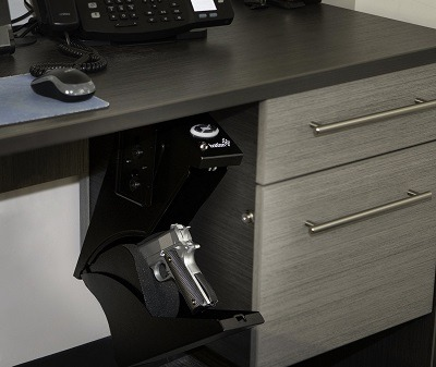 Under Desk Or Table Gun Safe Best 5 Reviewed Gun Safe Tips