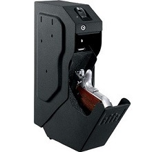 GunVault Gun Safe Reviews (Biometric & Quick Access)
