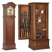 ... Hidden Gun Safe, Cabinet U0026 Storage Furniture