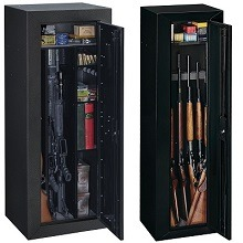 Best 5 Long Gun Safe Reviews (Wall Mounted)