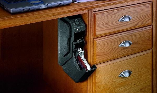 quick open gun safe