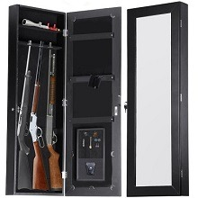 Top 3 (Sliding) Mirror Gun Safes You Will Love