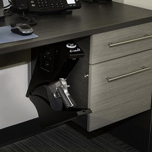 Under Desk Or Table Gun Safe - Best 5 Reviewed