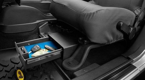 Under Seat Gun Safe