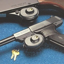 Gun Safety Lock - Safe Solution For Firearms