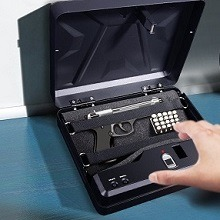 Best 5 Portable Gun & Pistol Safes Reviews
