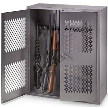 Best Metal Gun Cabinet & Safe Models Reviews