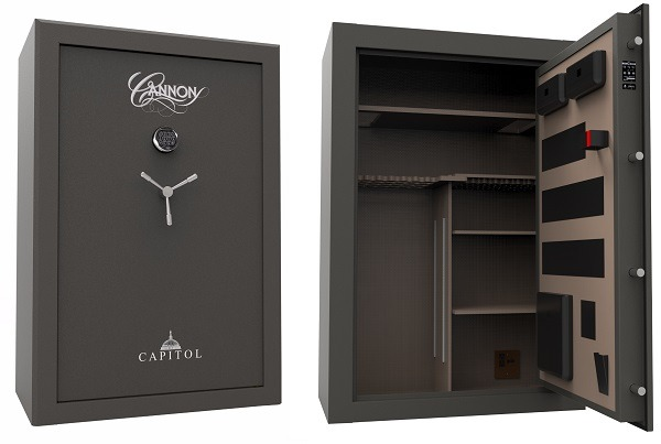 Cannon Capital 64-Gun Safe