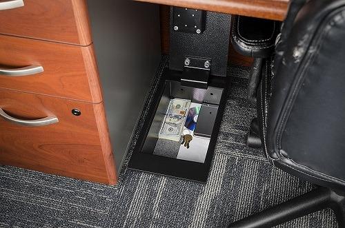 Floor Gun Safes