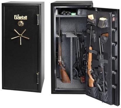 Gardall Gun Safe for 16 Guns BGF-6024