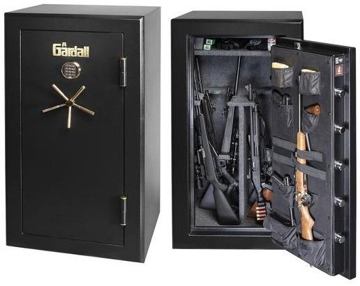 Gardall Gun Safe for 22 Guns BGF-6030
