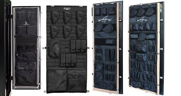 Gun Safe Door Organizer